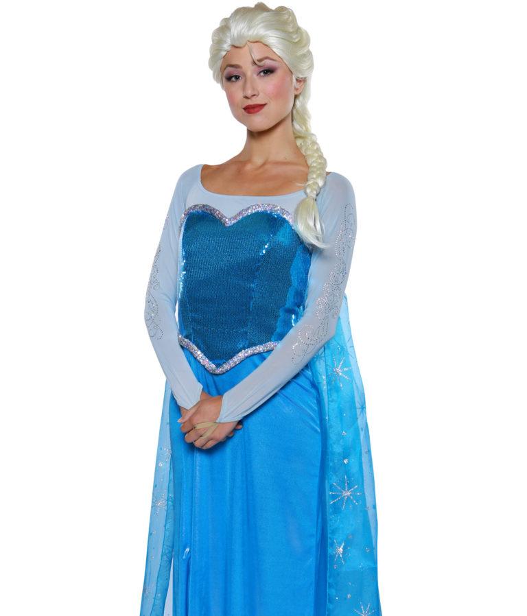 Elsa party character for kids in nashville