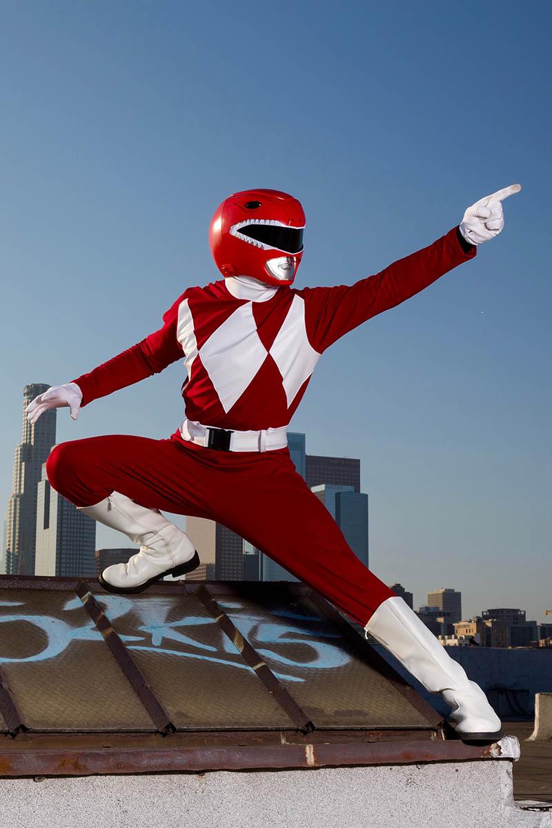 Best power ranger party character for kids in nashville
